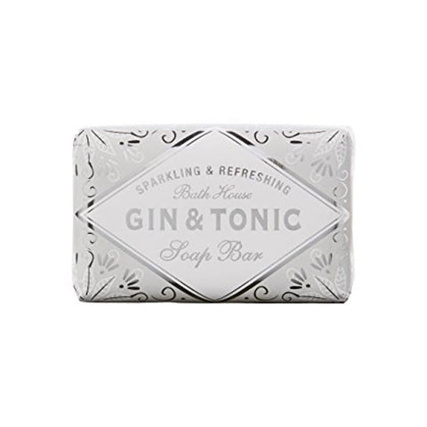 Sparkling and Refreshing Gin and Tonic Soap