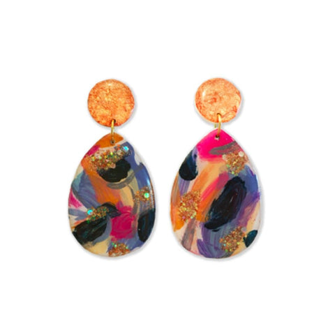 Hawaiian Nights Earrings
