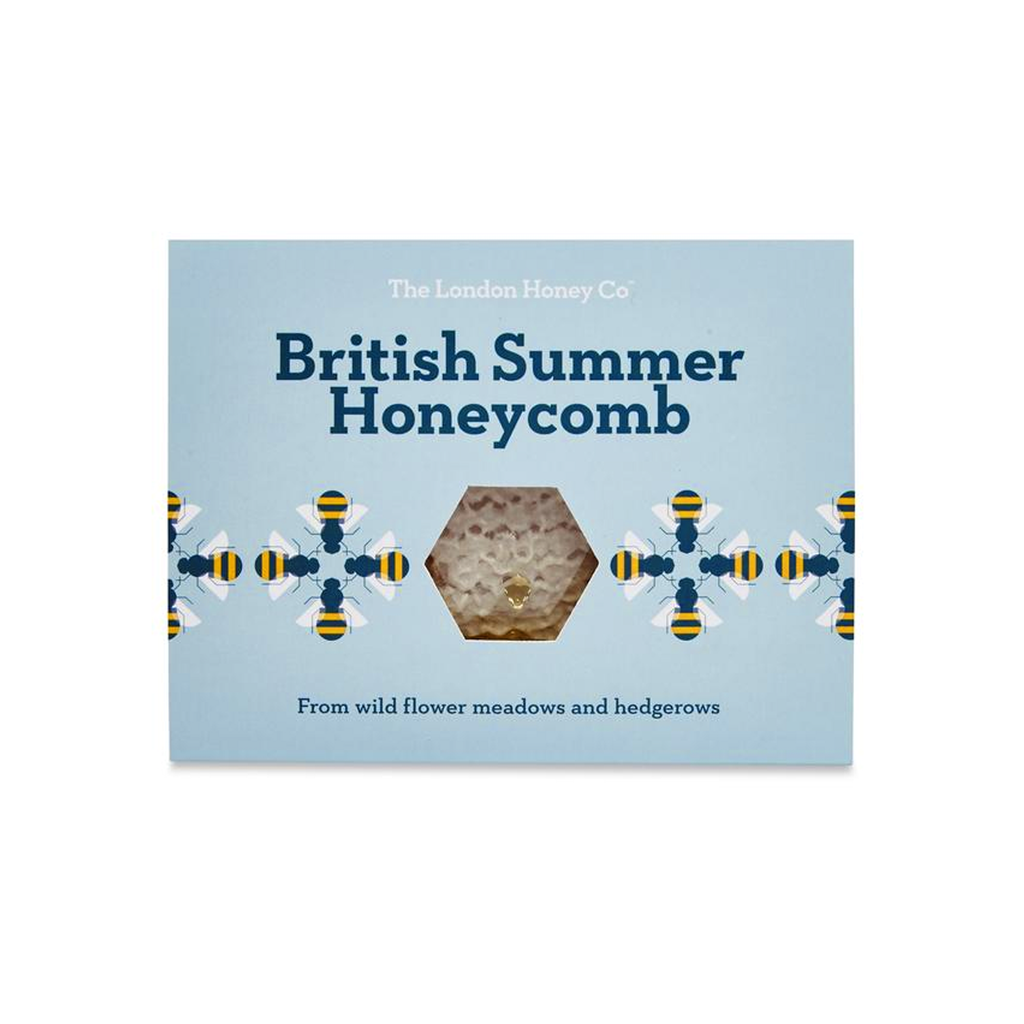 British Summer Honeycomb 170g