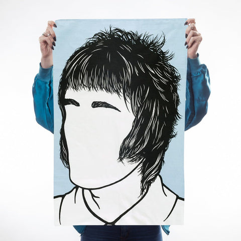 Icons Liam Tea towel