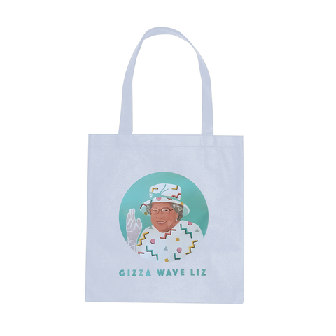 Gizza Wave Liz Tote Bag