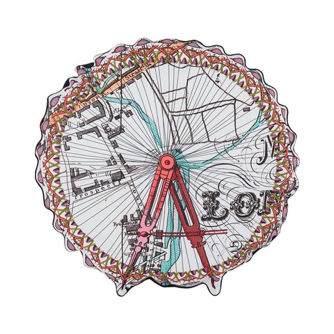 Large London Eye Cushion