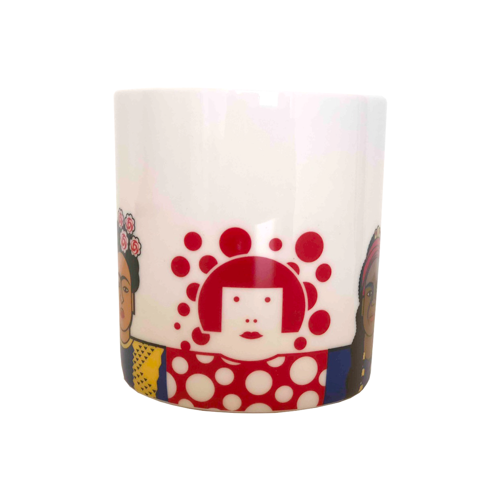 Great Modern Artists Mug Female