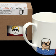 Great Modern Artists Mug Male