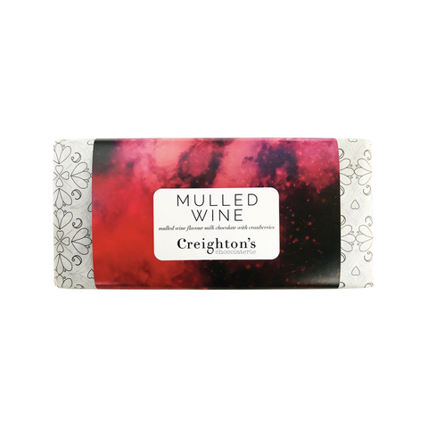 Mulled Wine Chocolate Bar