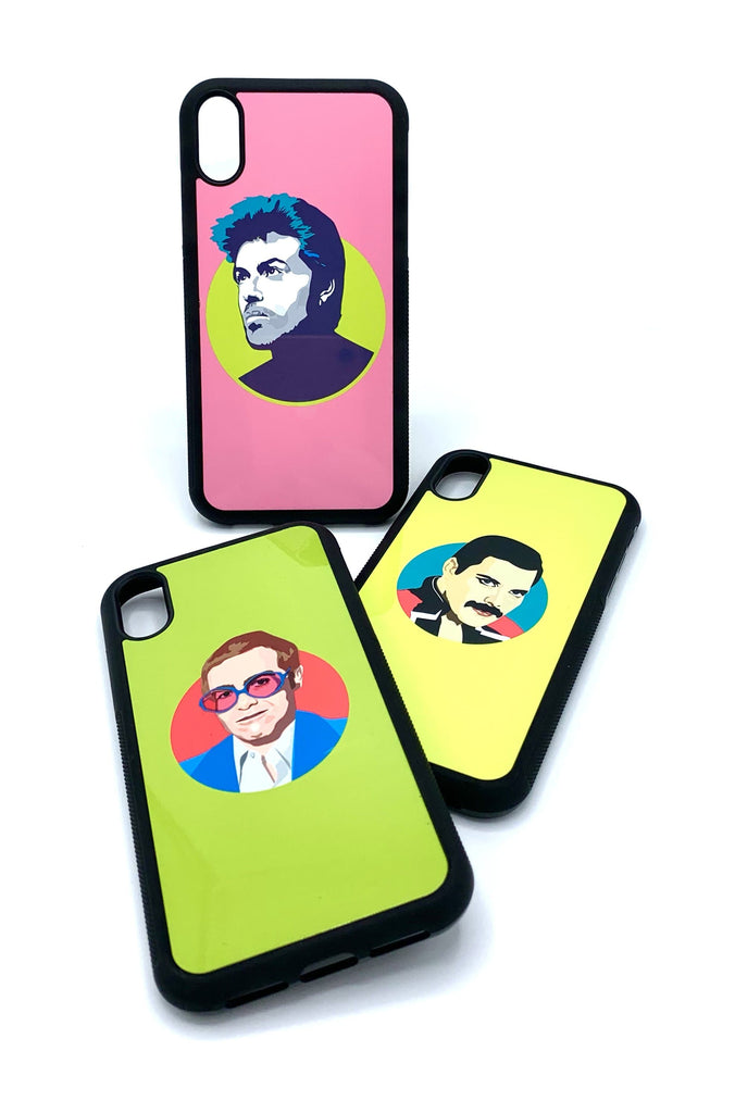 george michael phone case wham for We Built This City 2