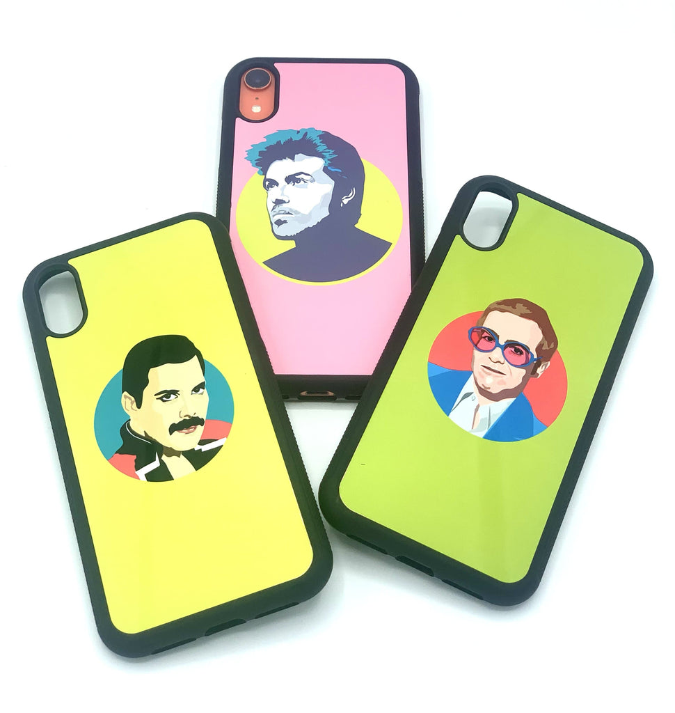 george michael phone case wham for We Built This City 3