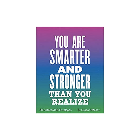 You Are Smarter And Stronger Than You Realise Notes