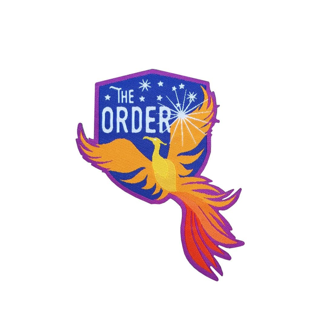 The Order Iron On Patch