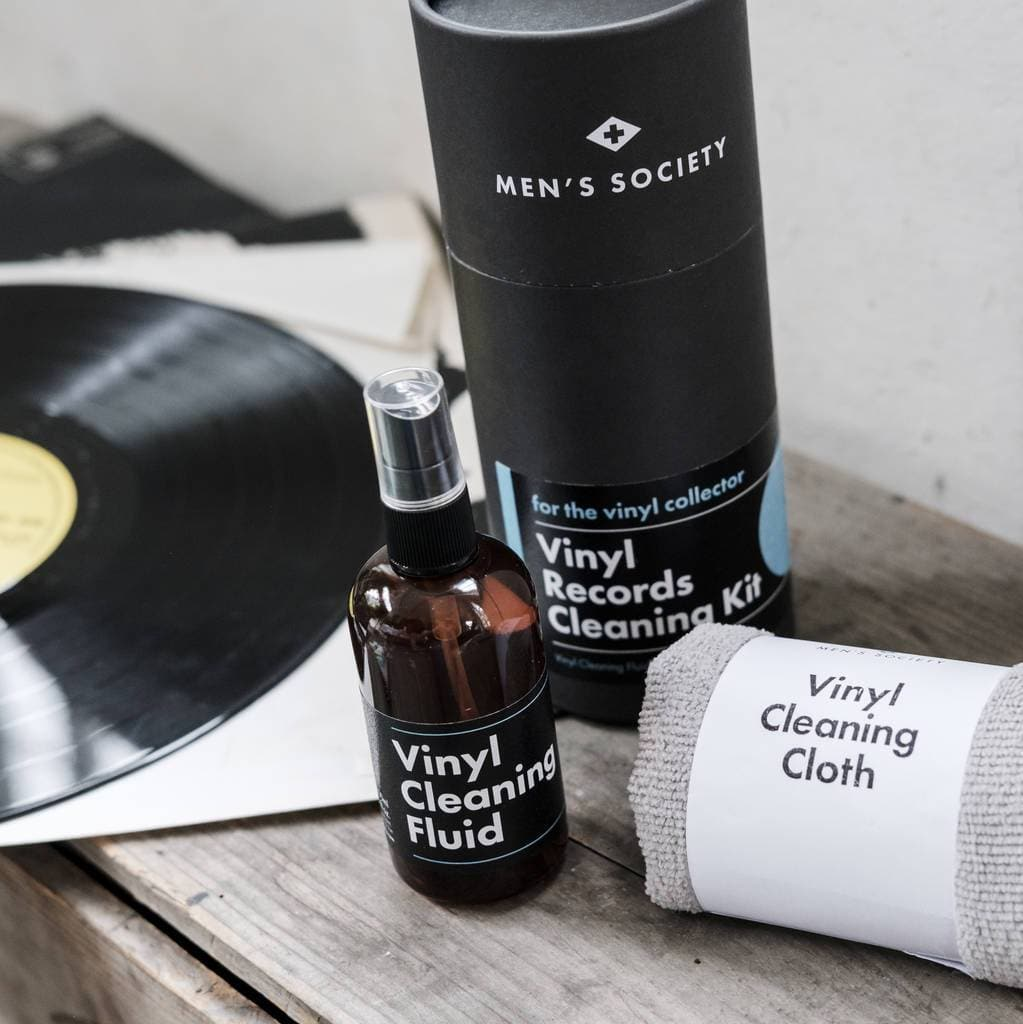 Vinyl Cleaning Kit