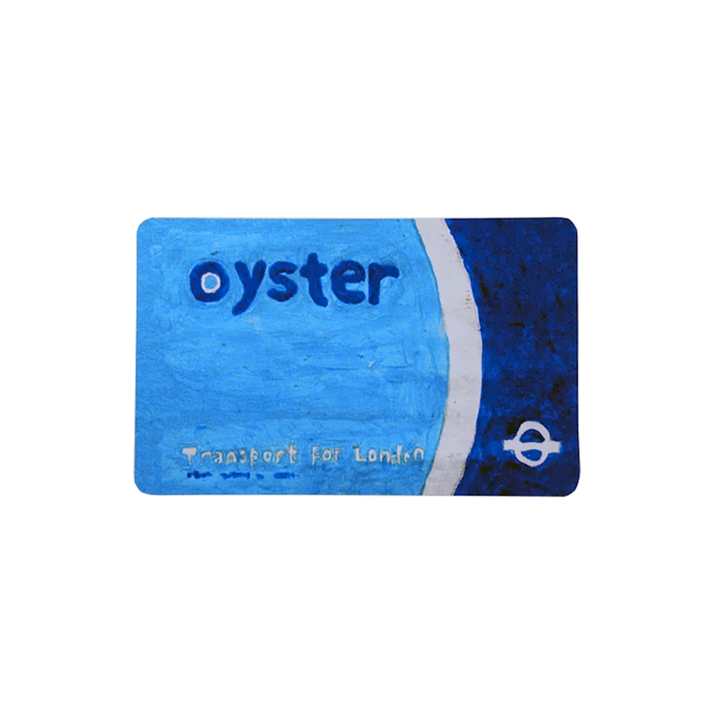 Fake Oyster Card Sticker Kit