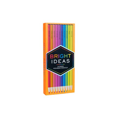 Bright Ideas Coloured Pencils