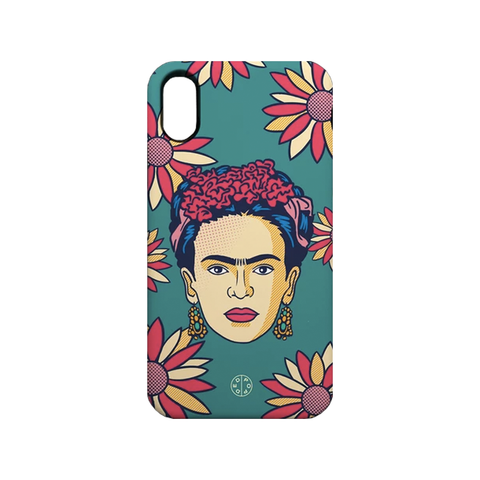 Frida Homage Phone Case - iPhone X