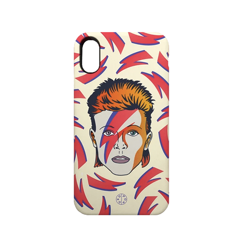 Bowie Homage Phone Case - iPhone X