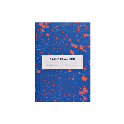Daily Planner - Speckle