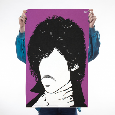 Icons Prince Tea Towel