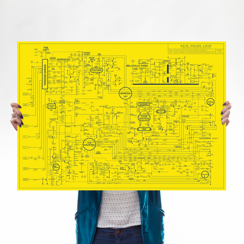 *YELLOW* Acid House Love Blueprint
