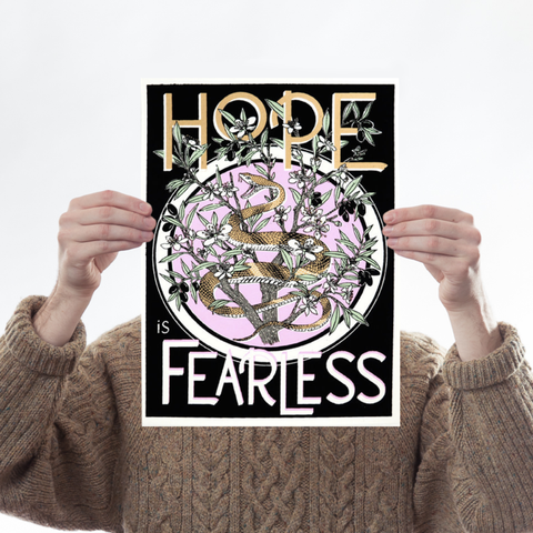 Hope is Fearless