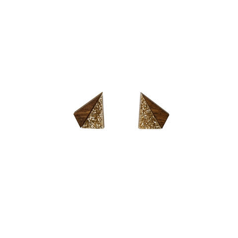 Little Pyramid Studs