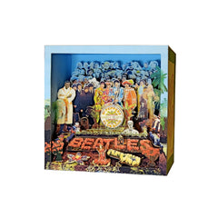 Tatebanko Sgt Pepper Pop Up Album Cover Stationery & Craft - Pop Up Icons Turnaround for We Built This City 1