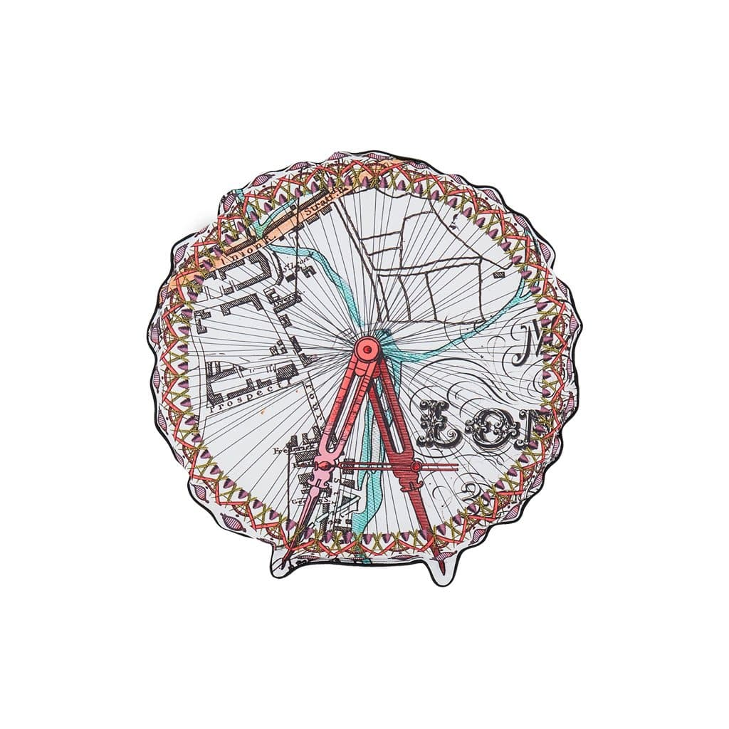 Small London Eye Cushion