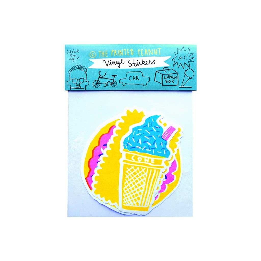 Sweet Treats Vinyl Stickers