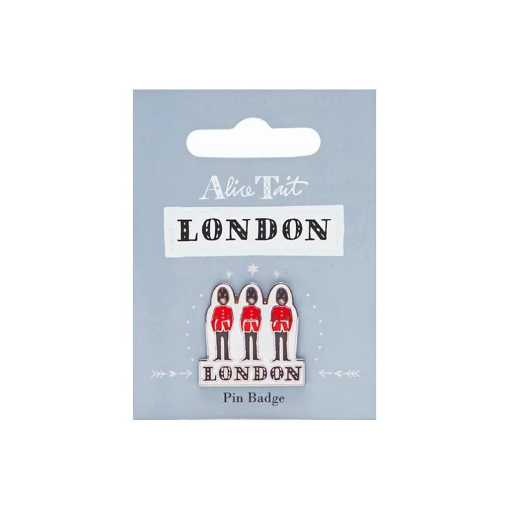 Royal Guard Enamel Pin Pins & Patches Alice Tait for We Built This City 1