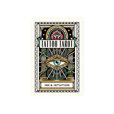 Tattoo Tarot Ink & Intuition