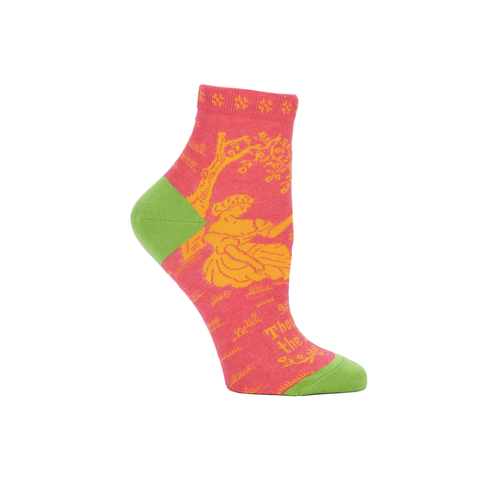 Thou Art The Bomb M-Crew Socks