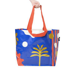 Herd Medium Tote Bag - The Breton Fashion - Tote Herd for We Built This City 1