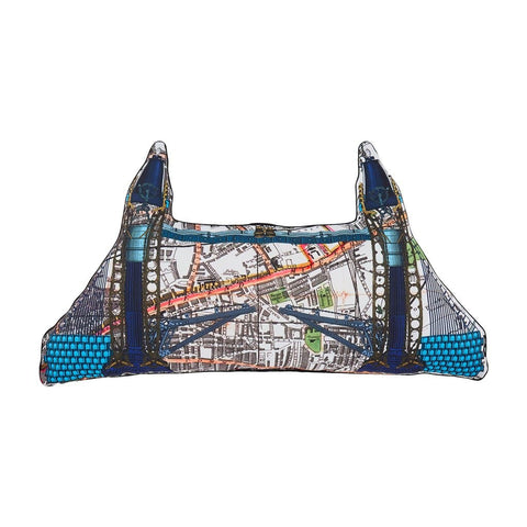 Large Tower Bridge Cushion