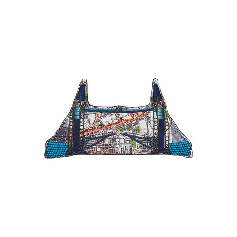 Small Tower Bridge Cushion