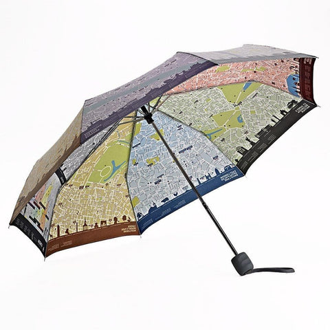 Umbrella Map
