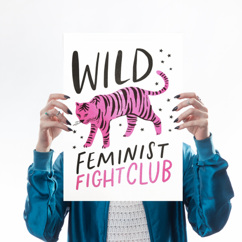 Wild Feminist Fight Club
