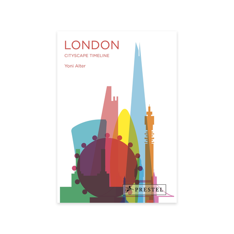 Yoni Alter's London Cityscape Timeline Book