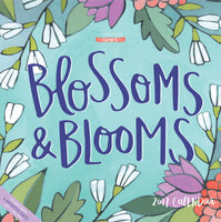Blossoms & Blooms Wall Calendar 2017