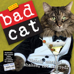Bad Cat Mini Wall Calendar 2018