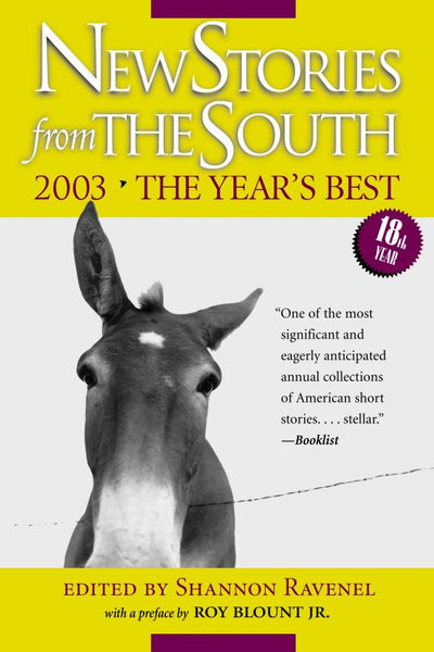 New Stories from the South 2003