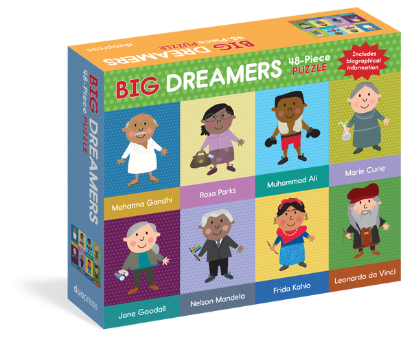 Big Dreamers 48-Piece Puzzle