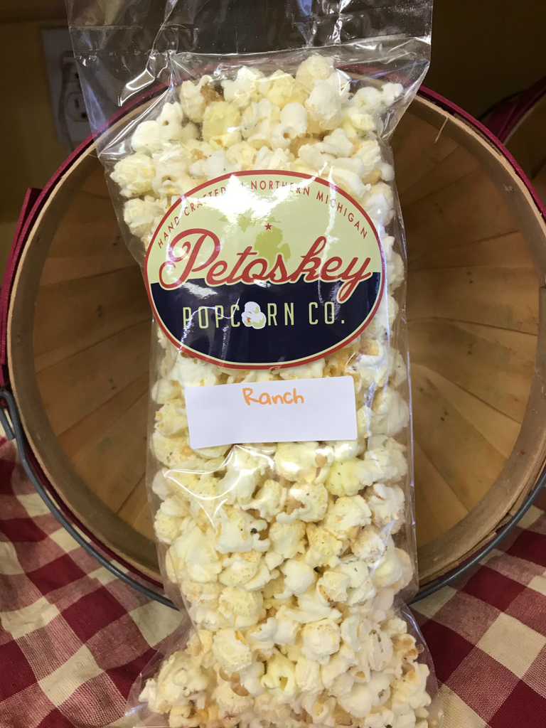Traditional Ranch Seasoned Small Batch Popcorn