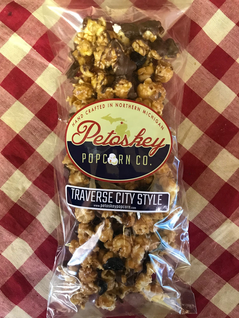 Traverse City Style Caramel Corn