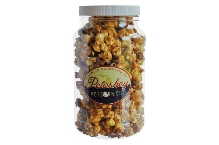 Triple Delight Caramel Corn