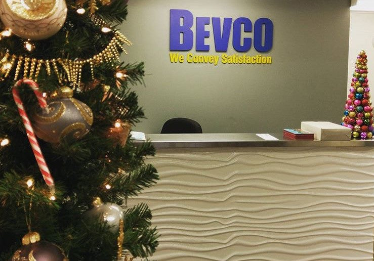 Happy Holidays from Bevco