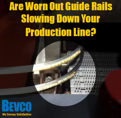 Are Worn Out Guide Rails Slowing Your Production Line?