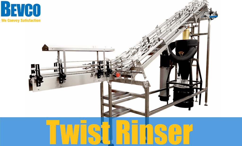 Custom solutions that are tailored to suit your needs: Twist the plot with Bevco Twist Rinser