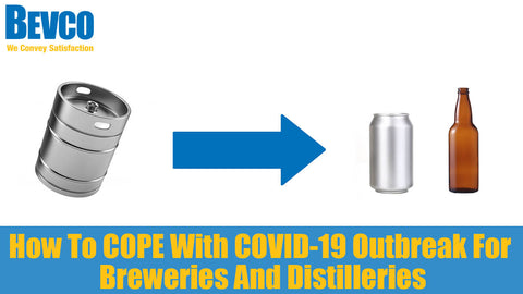 How To COPE with COVID-19 Outbreak For Breweries And Distilleries