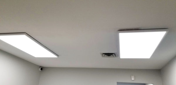 Bevco Lighting System Replaced with LED