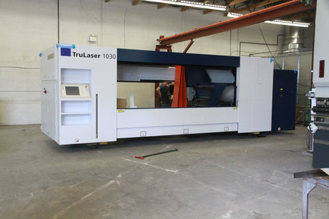 Trumpf Laser in Place