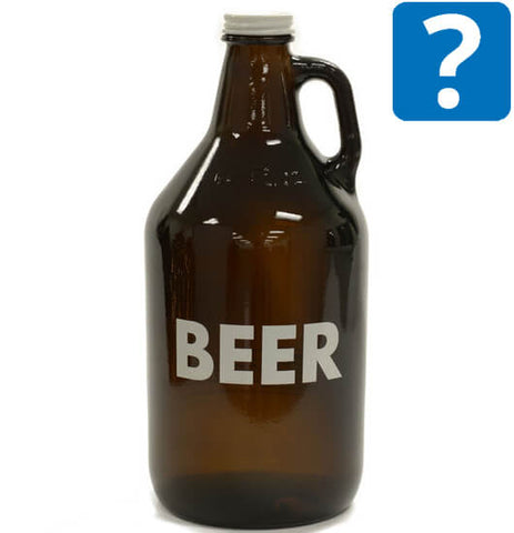 Refillable Beer Growler