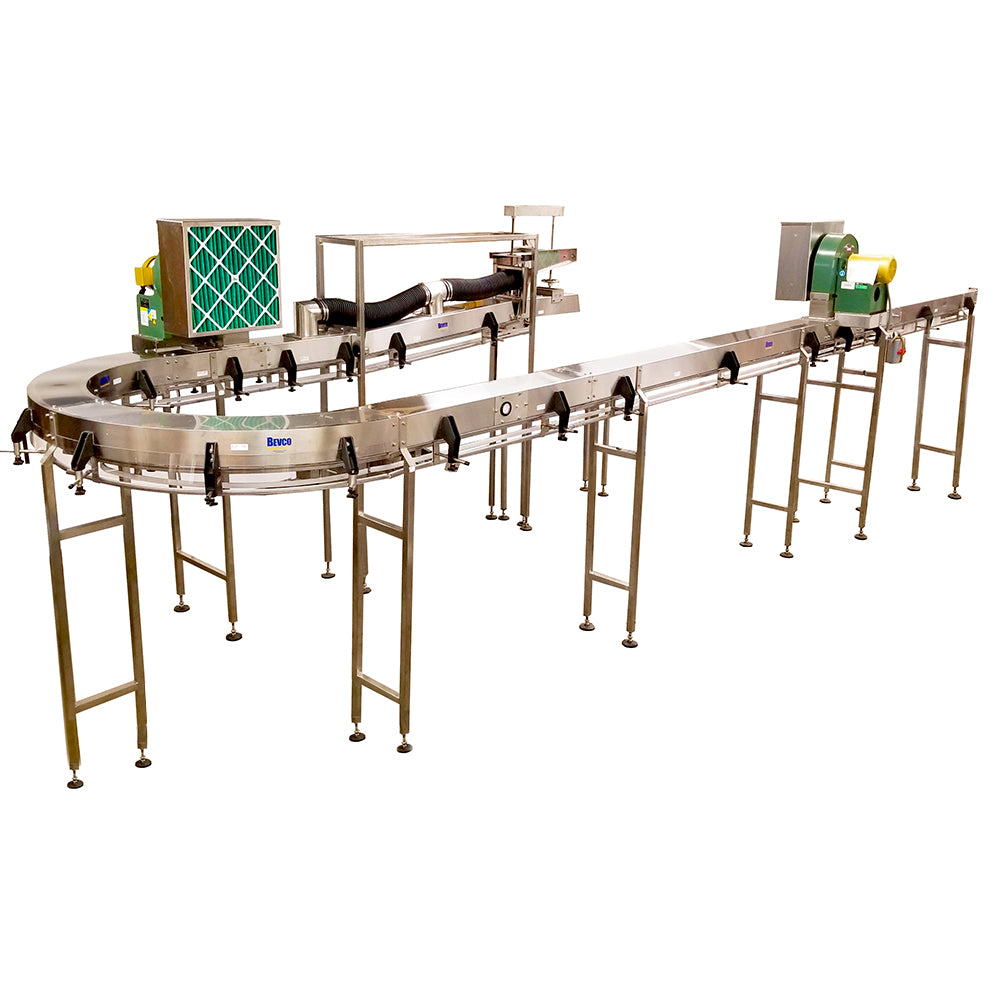 Bevco - Air Conveyor Systems / Pneumatic Conveyor Systems